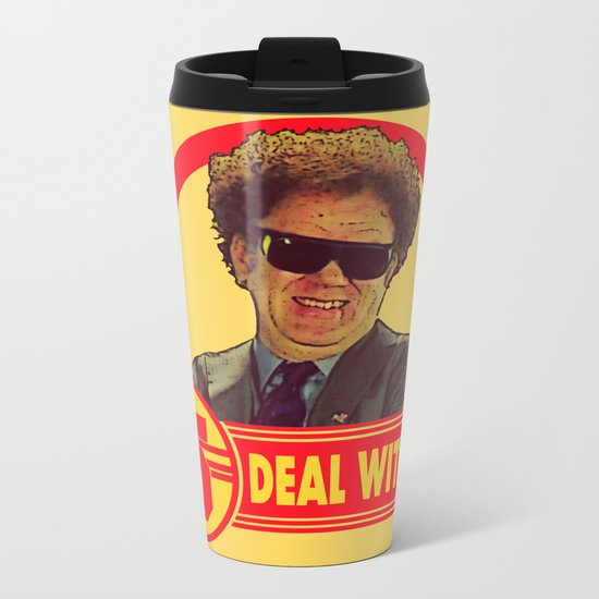 DEAL WITH IT! | Channel 5 | Brule Metal Travel Mug