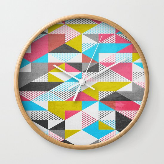 Apartment 02. Wall Clock