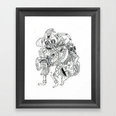 02/28/16 Framed Art Print