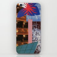 theatre iPhone & iPod Skins featuring THEATRE by Kelci Archibald