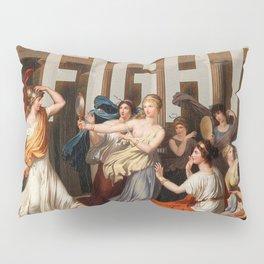 Fight. Pillow Sham