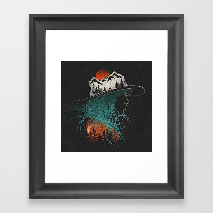 Aurora... Gerahmter Kunstdruck