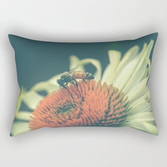 Summer Dance Rectangular Pillow
