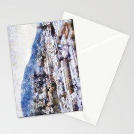 Snowy Heidelberg Stationery Cards