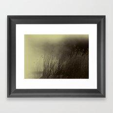Wind Fortress Framed Art Print