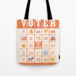 The Bingo Vote Tote Bag