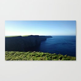 Cliffs of Moher (Simple) Canvas Print