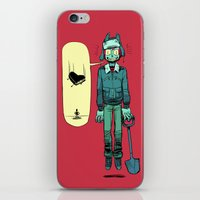 cartoons iPhone & iPod Skins featuring like in cartoons by musa