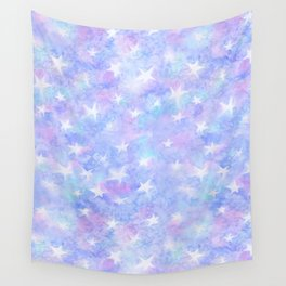 Twinkle stars Wall Tapestry