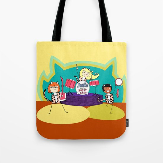 Josie, Pussycats Tote Bag