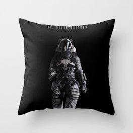 Slander - Love Is Gone Throw Pillow