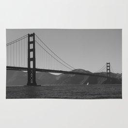 Golden Gate Bridge III Rug