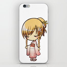 CHIBI (Kimono Version) iPhone Skin