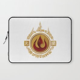 Fire Nation Admiral Laptop Sleeve