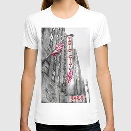 Radio City Music Hall New York T-shirt