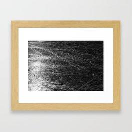 Icy Days NO5 Framed Art Print
