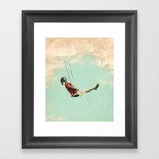 Mary's Breath of Heaven Framed Art Print