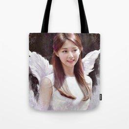 Angel Tzuyu Tote Bag