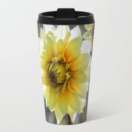 Dahlia In The Garden / 30 Travel Mug