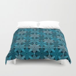 Op Art 133 Duvet Cover