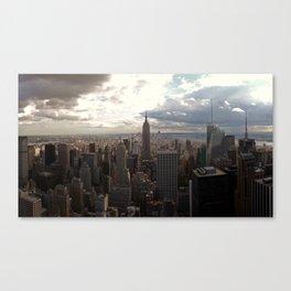 New York Skyline 1 Canvas Print