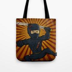 DK Ninja Tote Bag
