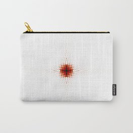 Project 104.4 - Abstract Photomontage Carry-All Pouch