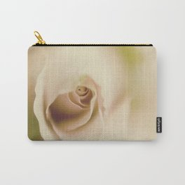 Centre of a pink rose Carry-All Pouch