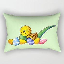Easter Egg Keet Rectangular Pillow