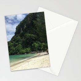 Phi Phi Island Beach, Thailand Stationery Cards