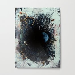Death of the universe Metal Print