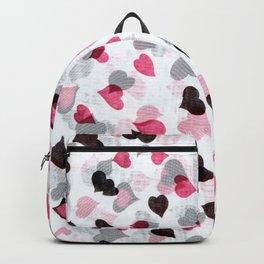 Raining love Backpack
