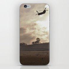 chinook apocalypse... iPhone & iPod Skin