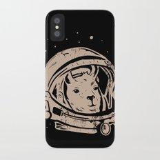 Astrollama iPhone X Slim Case