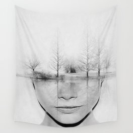 White dream ... Wall Tapestry