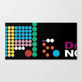 DrNo Canvas Print