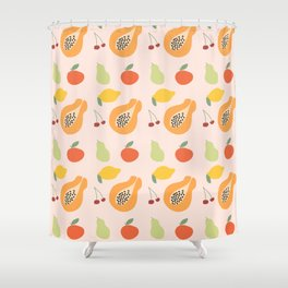 La Frutta Shower Curtain