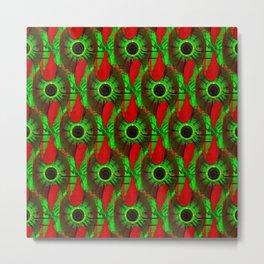 Patterns series  304 Metal Print