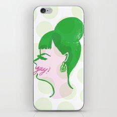Socialite iPhone & iPod Skin