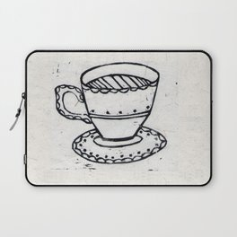 Lovely Cuppa Laptop Sleeve