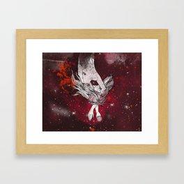Cosmic Dreamer Framed Art Print