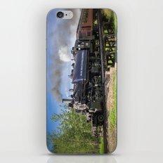 Full Steam Ahead iPhone & iPod Skin
