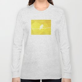 Still Lost in Thought Long Sleeve T-shirt