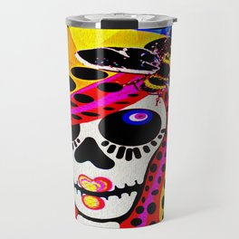 skullbee Travel Mug