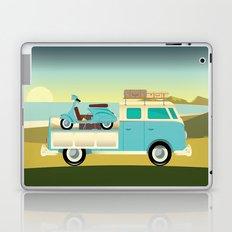 Vespavan Laptop & iPad Skin