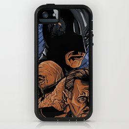 ra's al ghul's sons iPhone Case