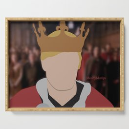 King Arthur Serving Tray