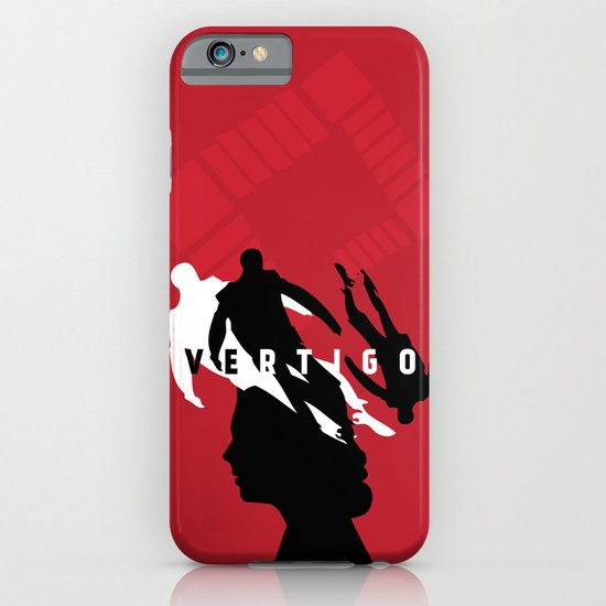 Vertigo iPhone & iPod Case