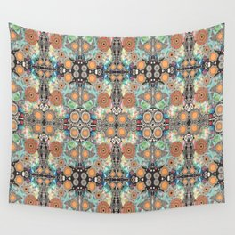 Sunbaked Sundries Wall Tapestry