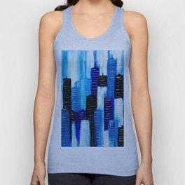 Blue City Unisex Tank Top